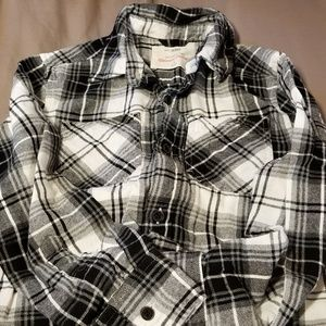 Big Boys Size Small (8) Urban Pipeline Flannel